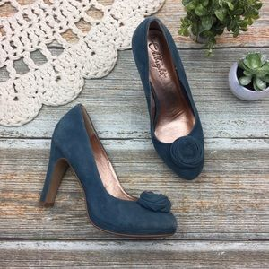 Anthropologie | Miss Albright Melia Heels
